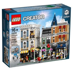lego 10255 assembly square piacter