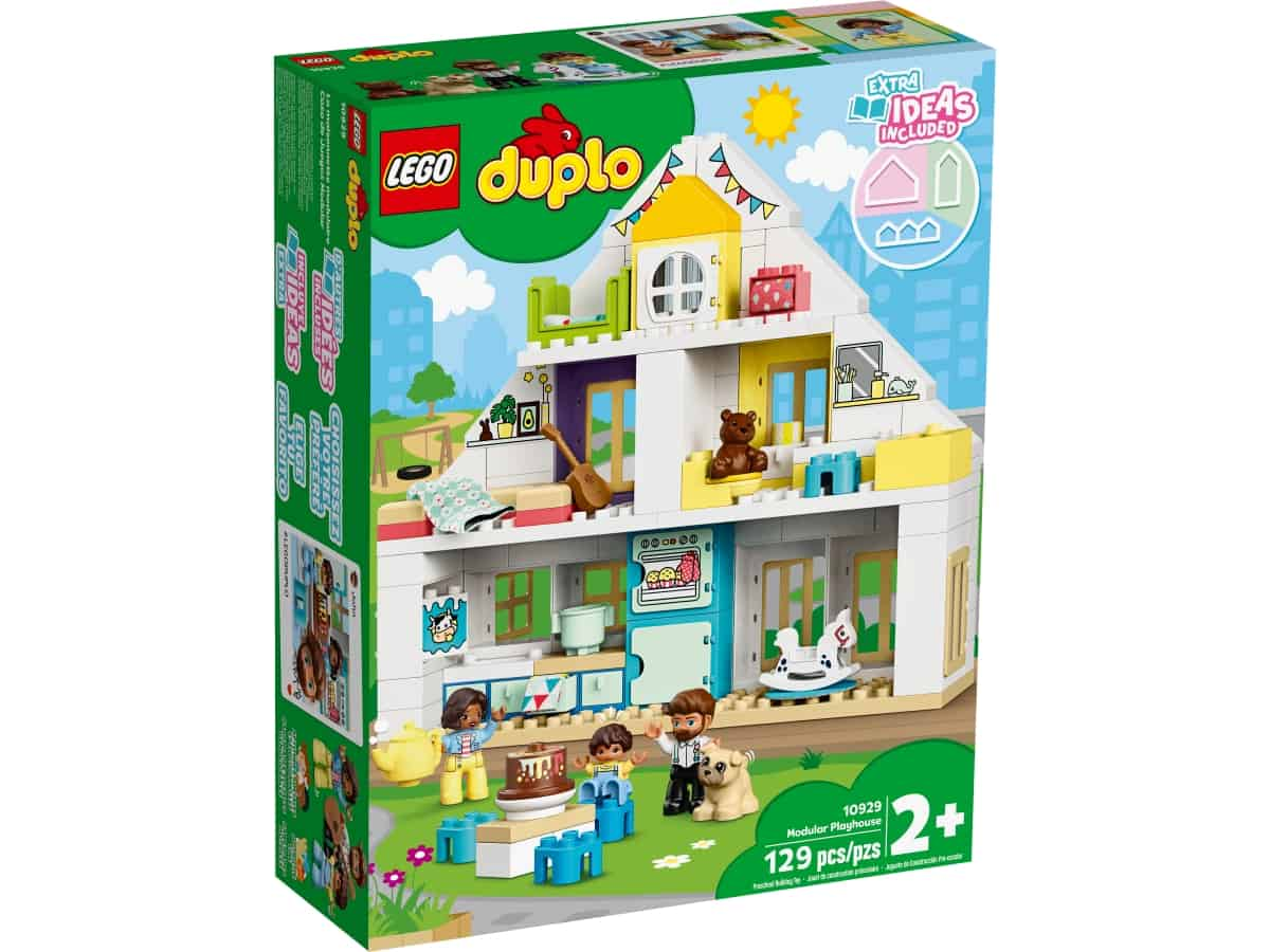 lego 10929 modularis jatekhaz