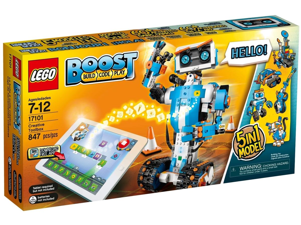 lego 17101 kreativ robotok