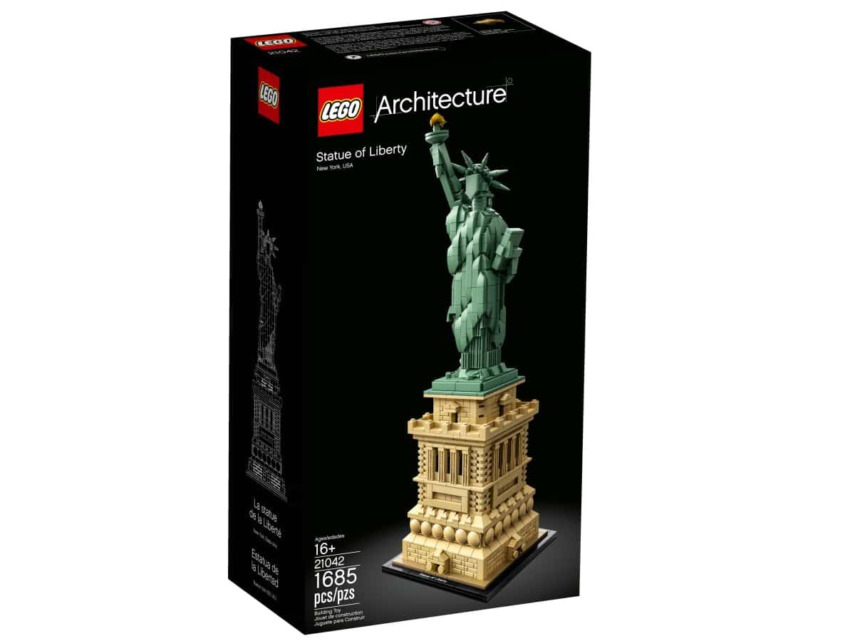lego 21042 szabadsag szobor