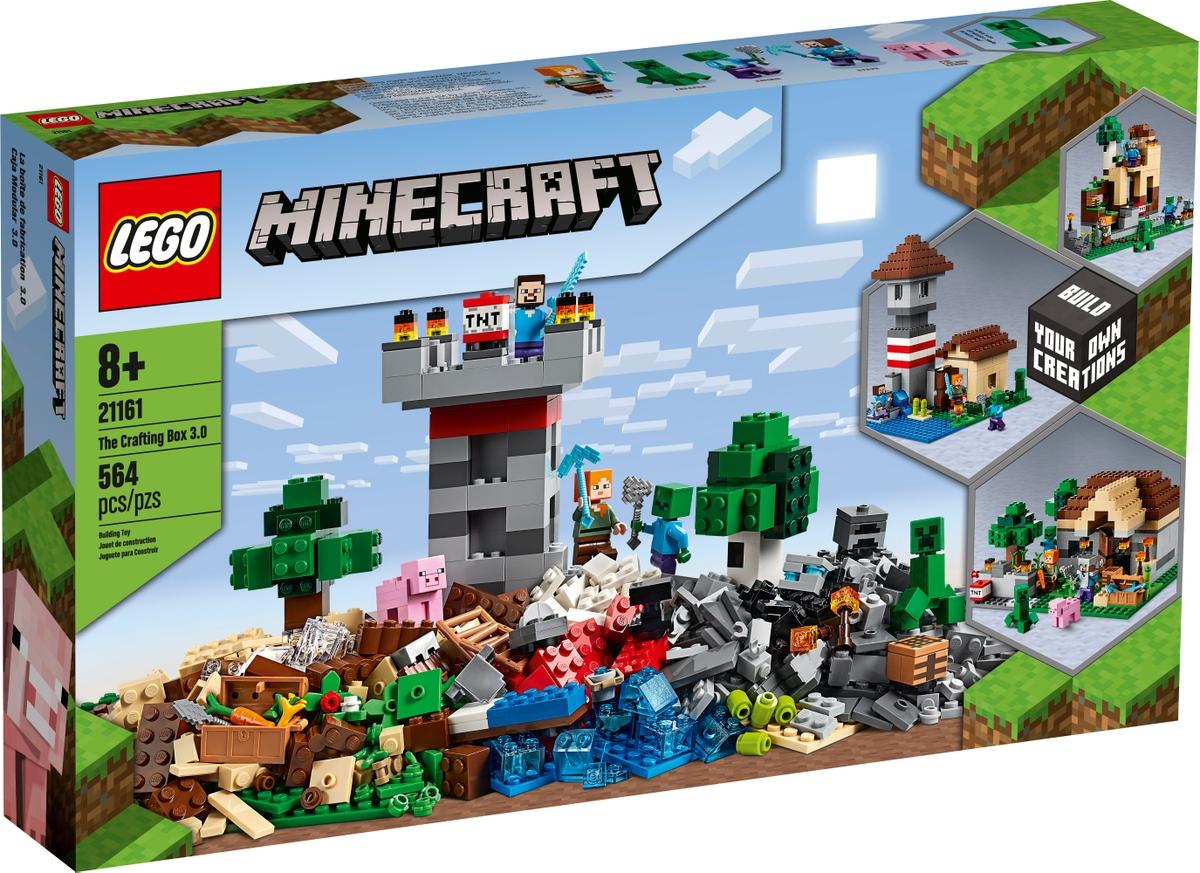 lego 21161 crafting lada 3 0