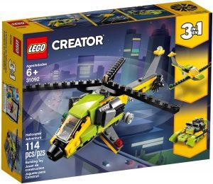 lego 31092 helikopterkaland