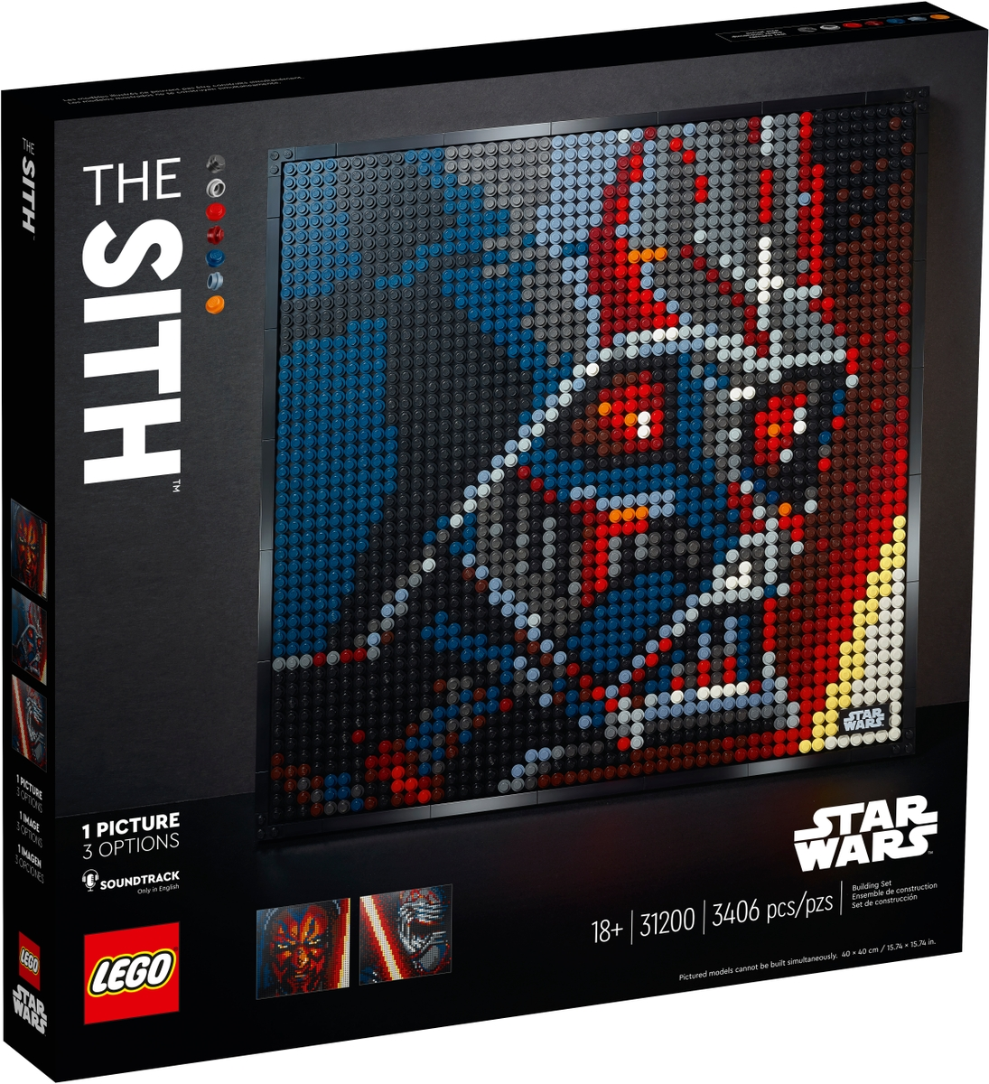 lego 31200 star wars a sith ek