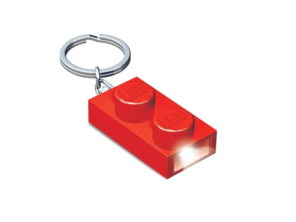 lego 5004264 vilagito 1x2 es piros kockakulcstarto