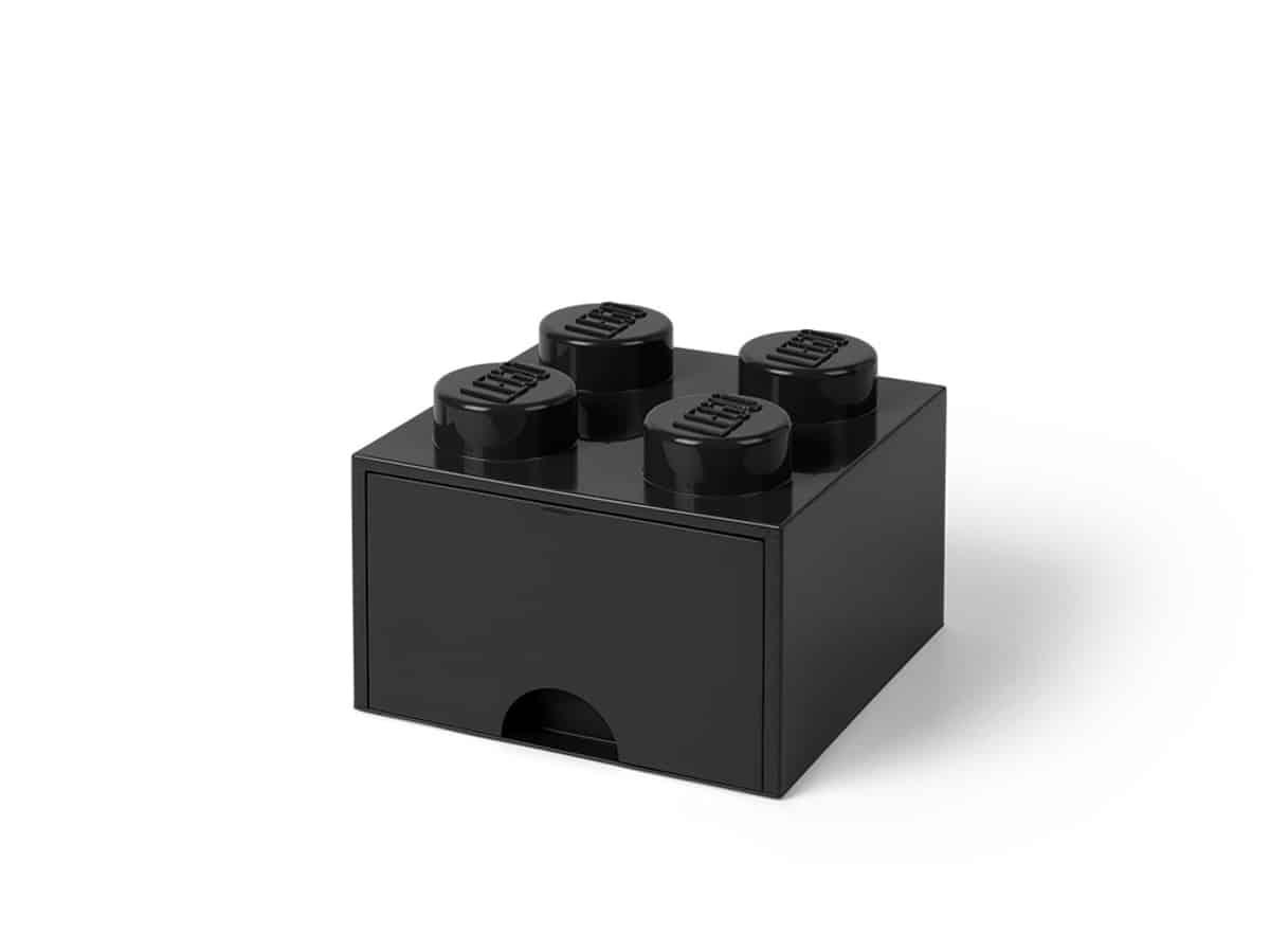 lego 5005711 4 butykos fekete tarolo kockafiok