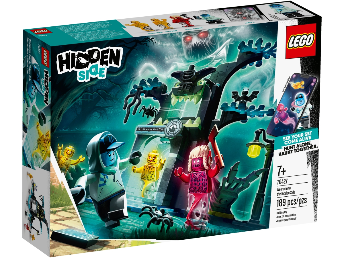 lego 70427 udvozlunk a hidden side ban