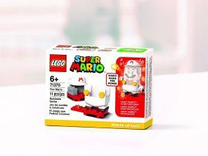 lego 71370 fire mario szuperero csomag