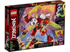 lego 71707 kai sugarhajtasu robotja