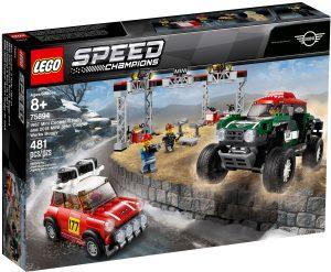 lego 75894 1967 mini cooper s rally es 2018 mini john cooper works buggy