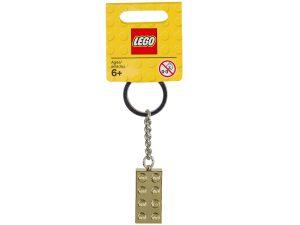lego 850808 2x4 es aranyszinu kockakulcstarto