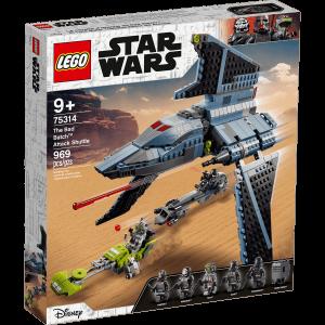 LEGO 75314 The Bad Batch támadó shuttle - 20210506