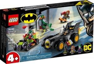 lego 76180 batman vs joker batmobile hajsza