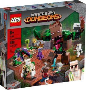 lego 21176 a dzsungelszorny
