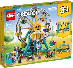 LEGO 31119 Óriáskerék - 20210517
