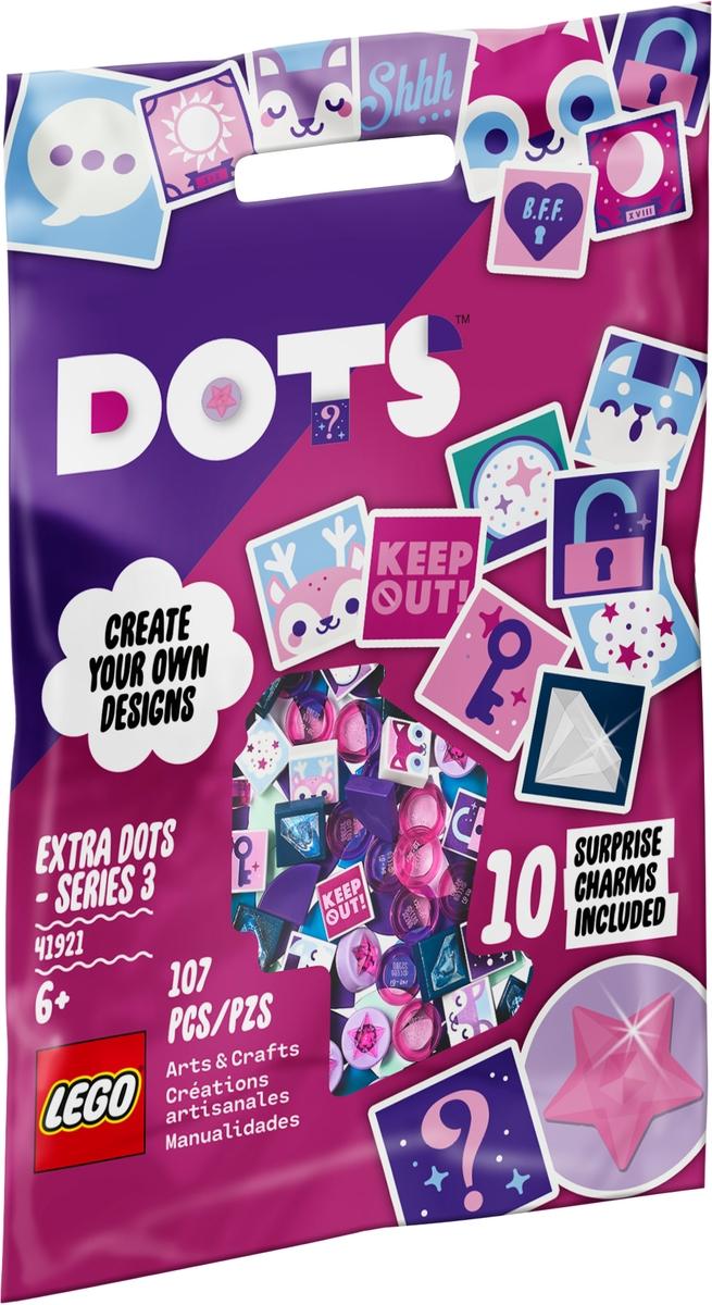 lego 41921 extra dots 3 sorozat