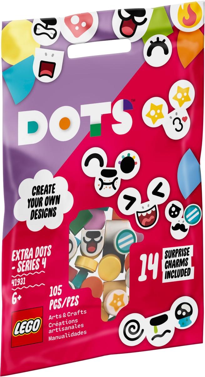 lego 41931 extra dots 4 sorozat