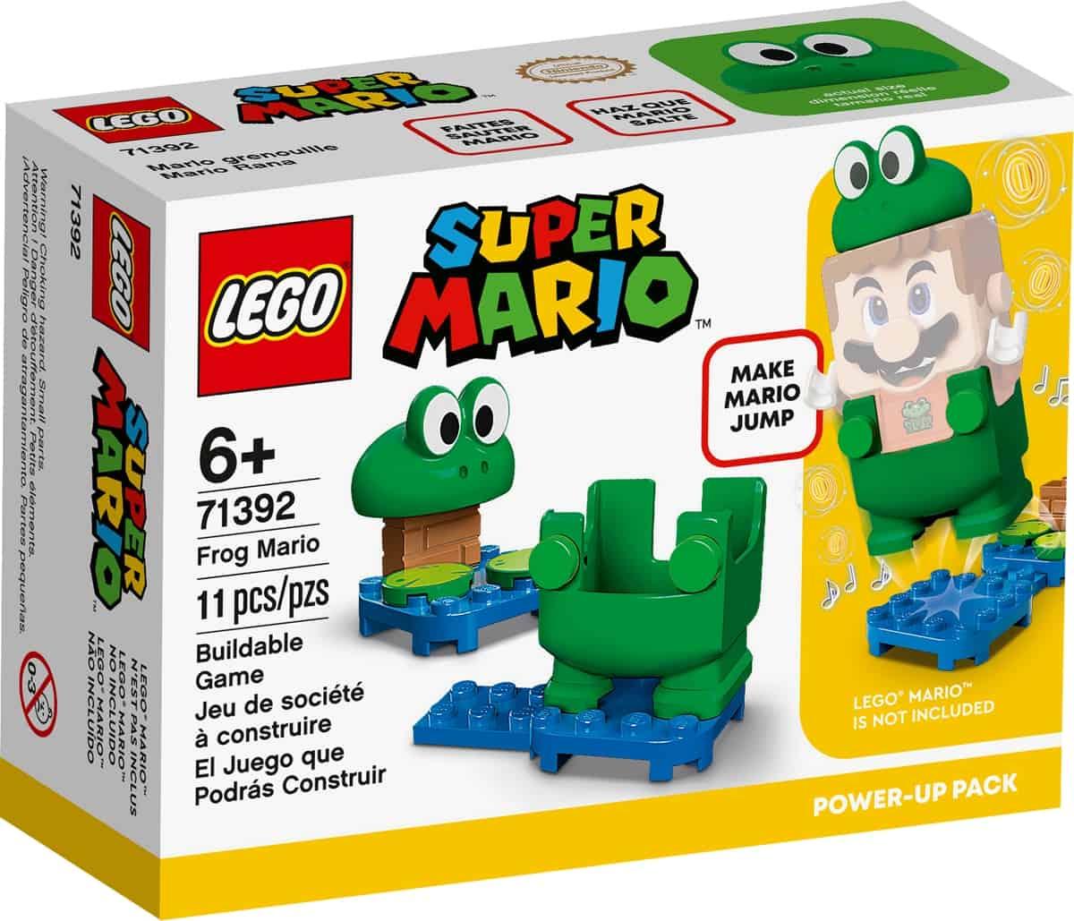 lego 71392 frog mario szuperero csomag