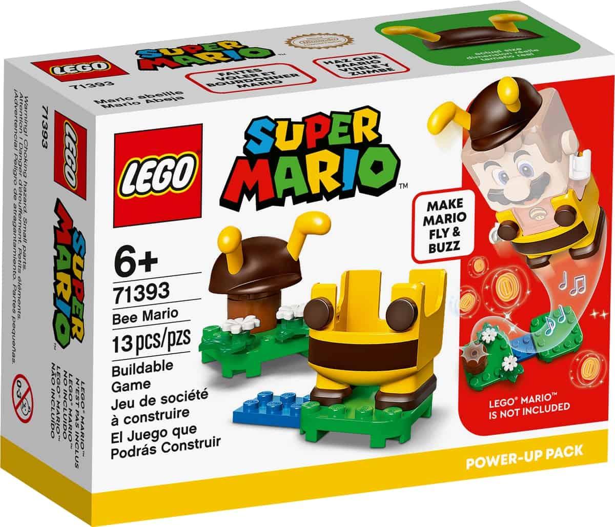 lego 71393 super mario bee mario szuperero csomag