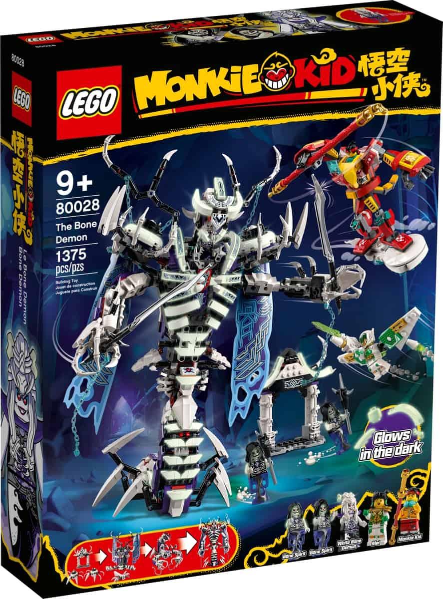 lego 80028 a bone demon