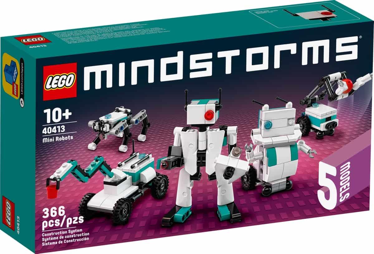 lego 40413 mindstorms mini robotok