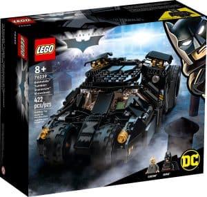 lego 76239 dc batman batmobile tumbler scarecrow leszamolas