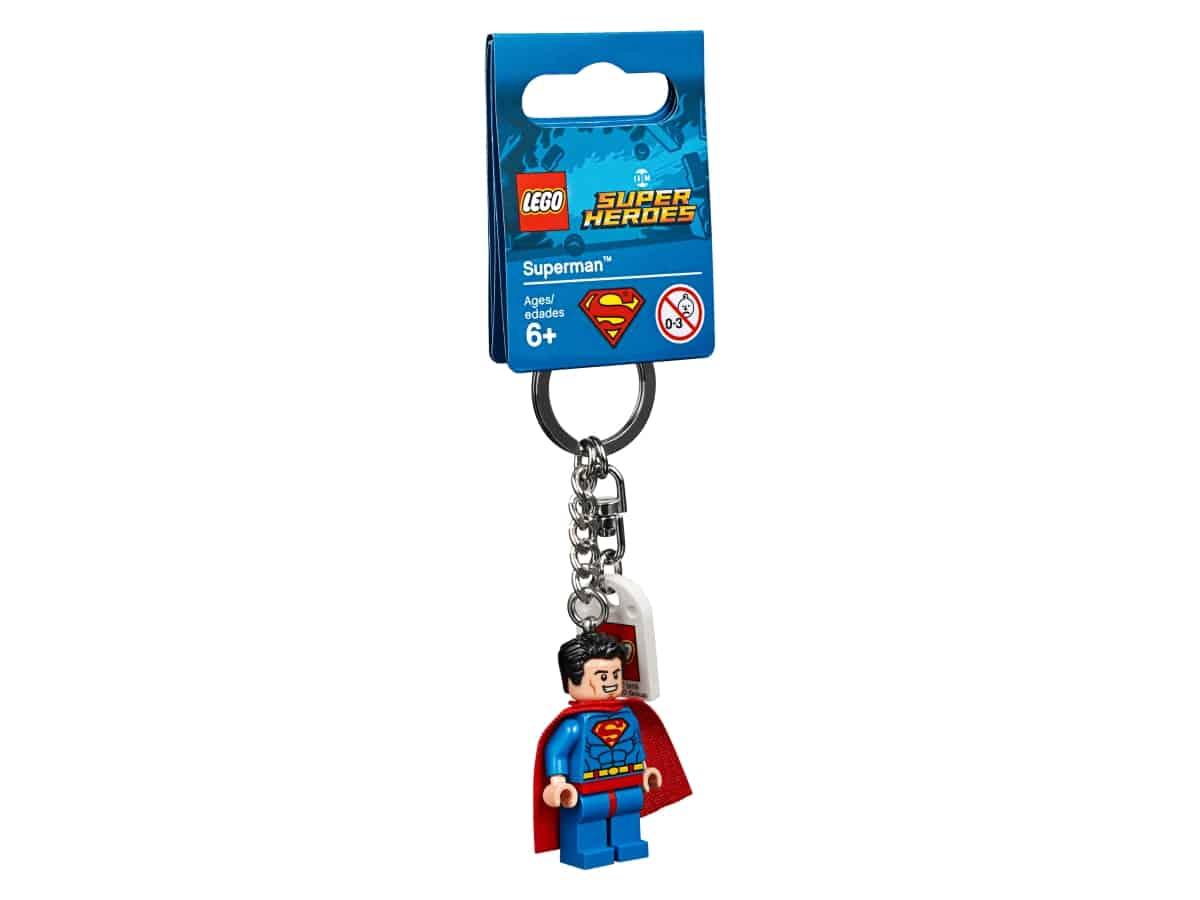 lego 853952 superman kulcstart